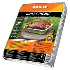 "Disposable grill ""GRILLY"""